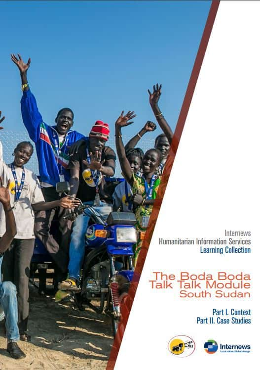 Cover of The Boda Boda Talk Talk Module