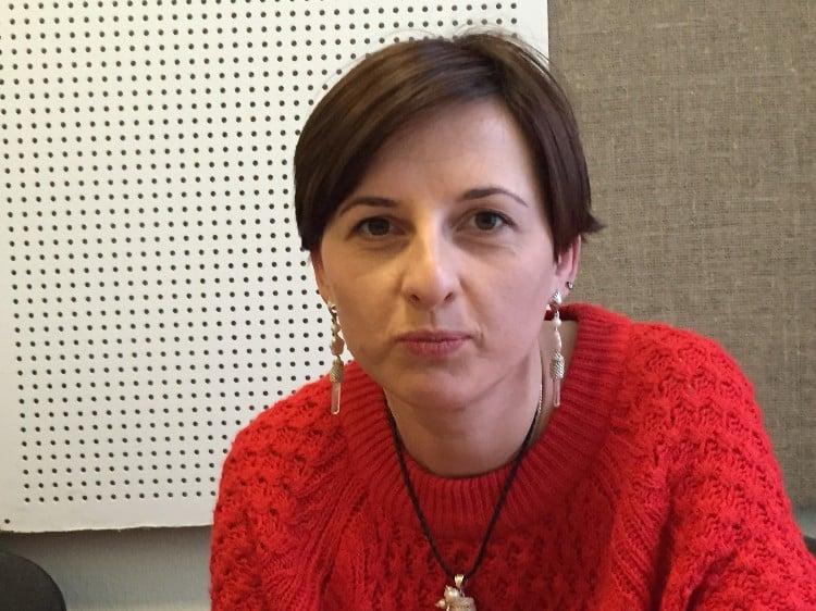 Nastya Stanko head shot