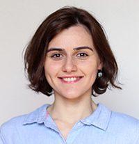 Headshot of Nino Macharashvili