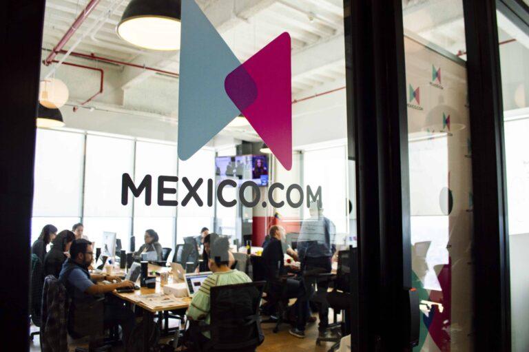 Offices of Mexico.com.