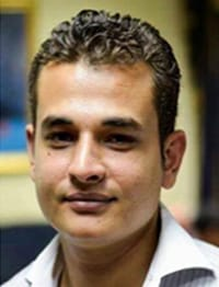 Ahmed Abdeen head shot