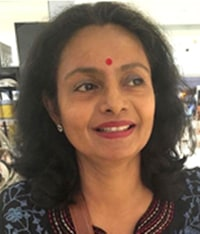 Jaya Shreedhar head shot
