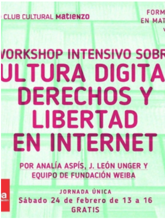 Digital Rights and the Arts