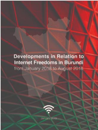 Internet Freedom in Burundi
