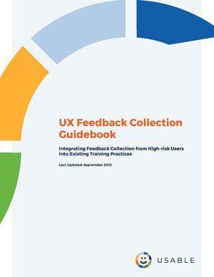 UX Feedback Collection Guidebook.