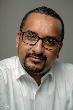 Abdurahman Sharif headshot