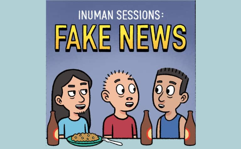 Inuman Sessions: Fake News
