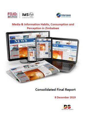 Media & Information Habits, Consumption and Perception in Zimbabwe