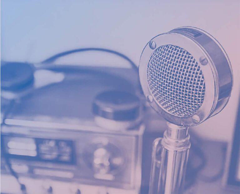 Audio equipment.