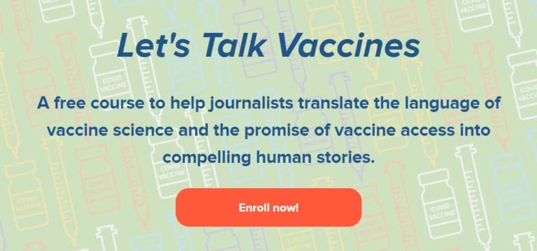 Let's Talk Vaccines