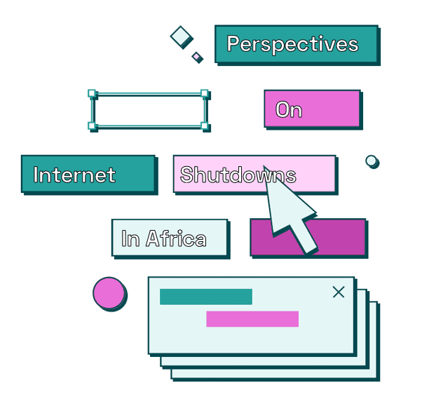 Graphic: several rectangles, a few have text in them; an arrow points to one rectangle