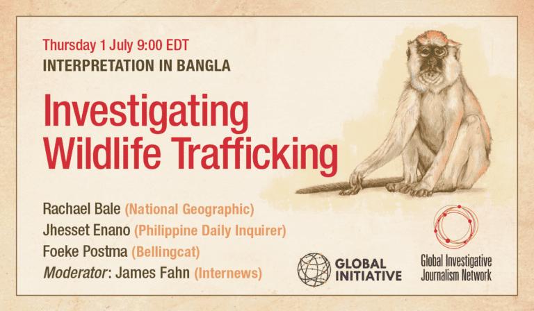 Investigating Wildlife Trafficking