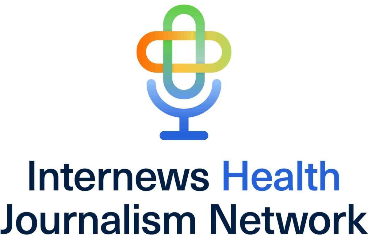 Internews Health Journalism Network logo