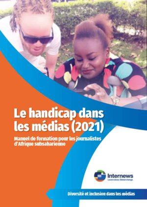Le handicap dans les médias (2021) - Français