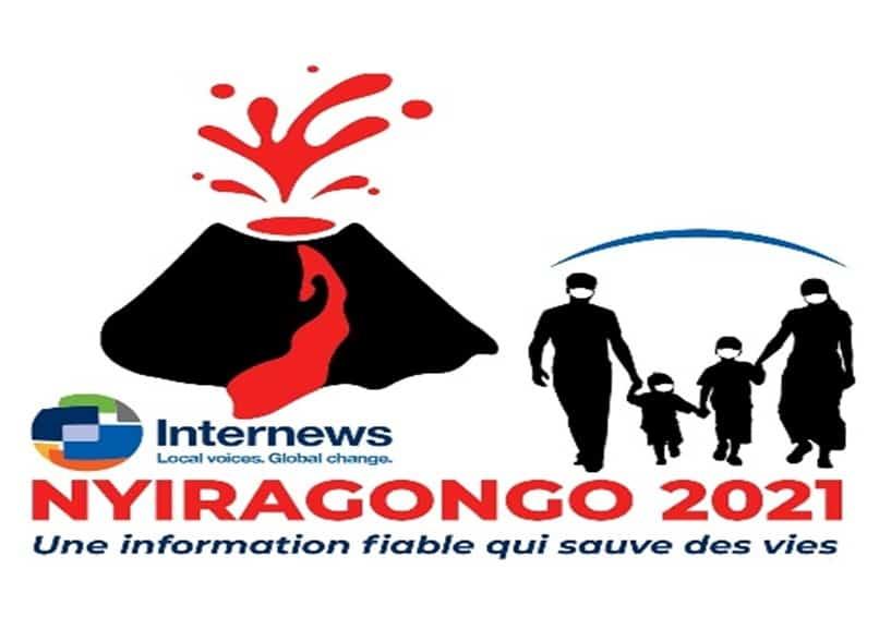 Nyiragongo 2021 (logo)