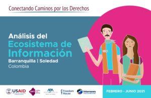 Evaluación del Ecosistema de Información Barranquilla y Soledad, Colombia