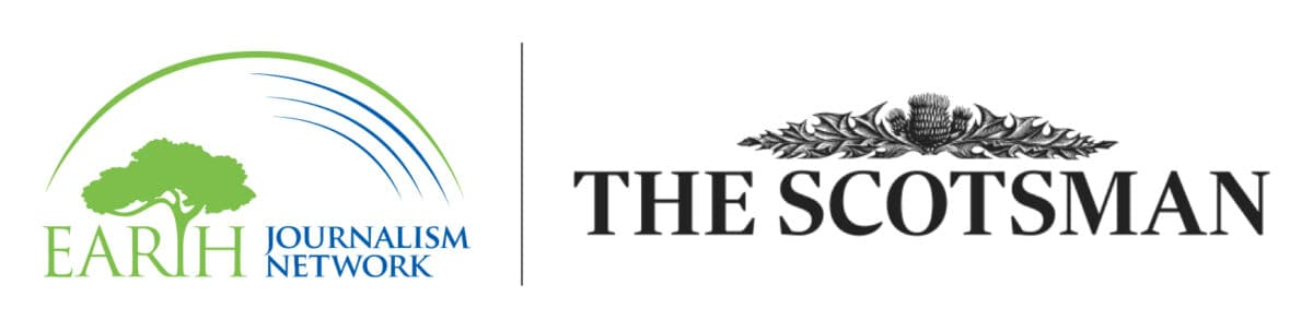 Earth Journalism Network & The Scotsman