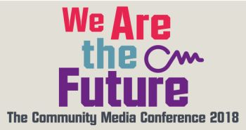 We are the future - Community News Association Conference