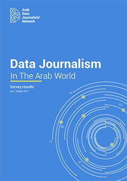 Cover: Data Journalism in the Arab World