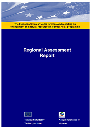 Cover: Central Asia Assessment