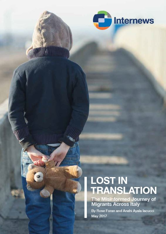 Cover: Lost in Translation
