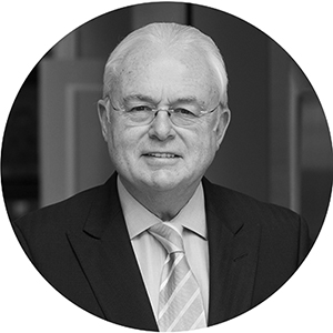 Martyn Lewis - head shot