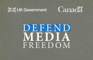 Defend Media Freedom