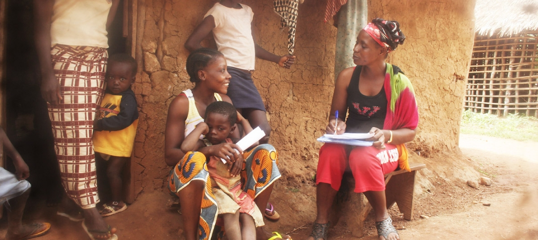 """A """"Voice for the Voiceless"""" on Health in Liberia 