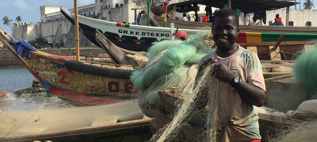 Ghana Journalists Learn to Report on Oceans and Fisheries