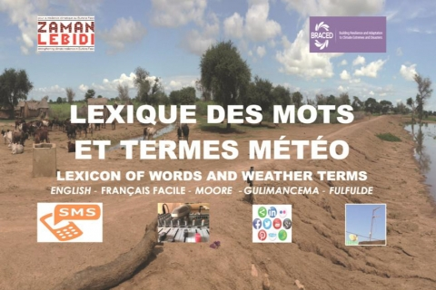 Cover of Weather Lexicon