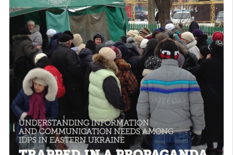 Cover: Ukraine: Trapped in a Propaganda War