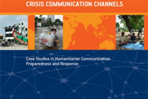 Indonesia: Crisis Communication Channels