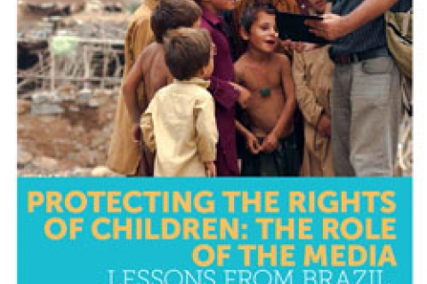 Cover: Protecting the rights of children: the role of the media