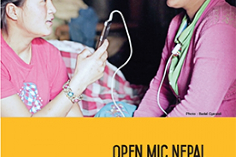 Cover: Open Mic Nepal Final Report