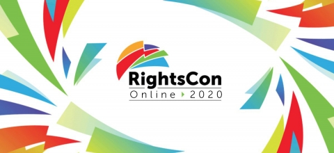 Rightscon - Online 2020
