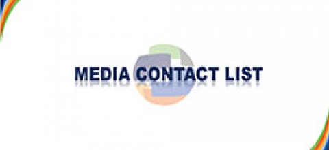 Cover: Media Contact List