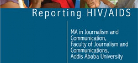 Cover: Reporting HIV/AIDS